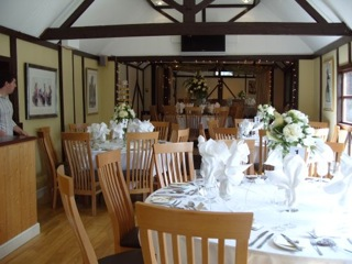 Bellows Mill Self Catering Accommodation - Wedding Reception