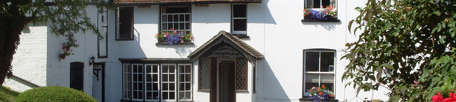 Bellows Mill Self Catering Accommodation - The House