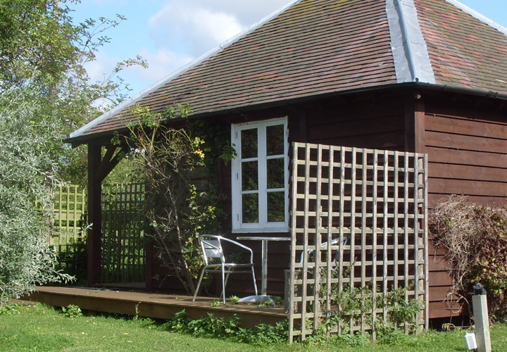 Bellows Mill Self Catering Accommodation - Loveshack