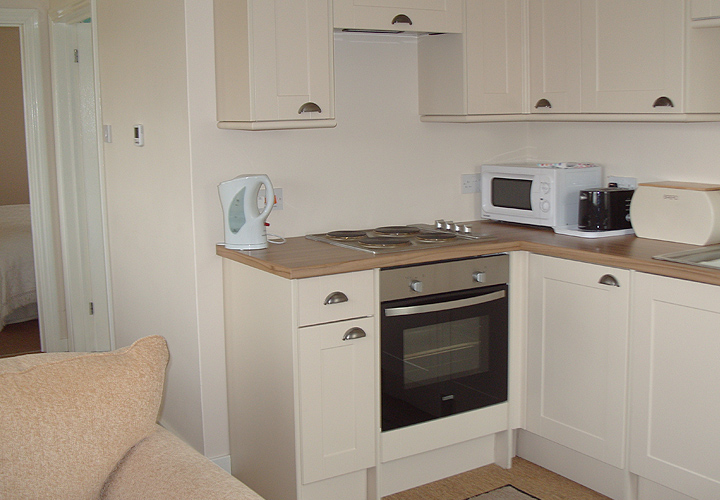 Bellows Mill Self Catering Accommodation - Hermitage Kitchen